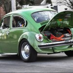 VW Beetle is a popular EV conversion, with kits supplied by several companies