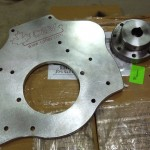 Motor Adapter Plate and Flywheel Adapter