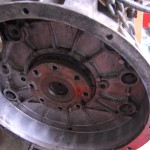 Original Flywheel Mount