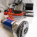 Rebirth Auto's VW Beetle EV Conversion kit.