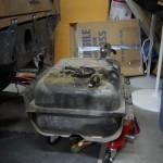 Rear Fuel Tank
