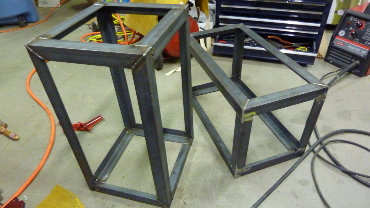 side box frames