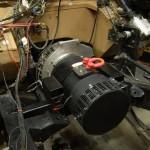Final Motor Install