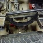 Motor Bracket Detail