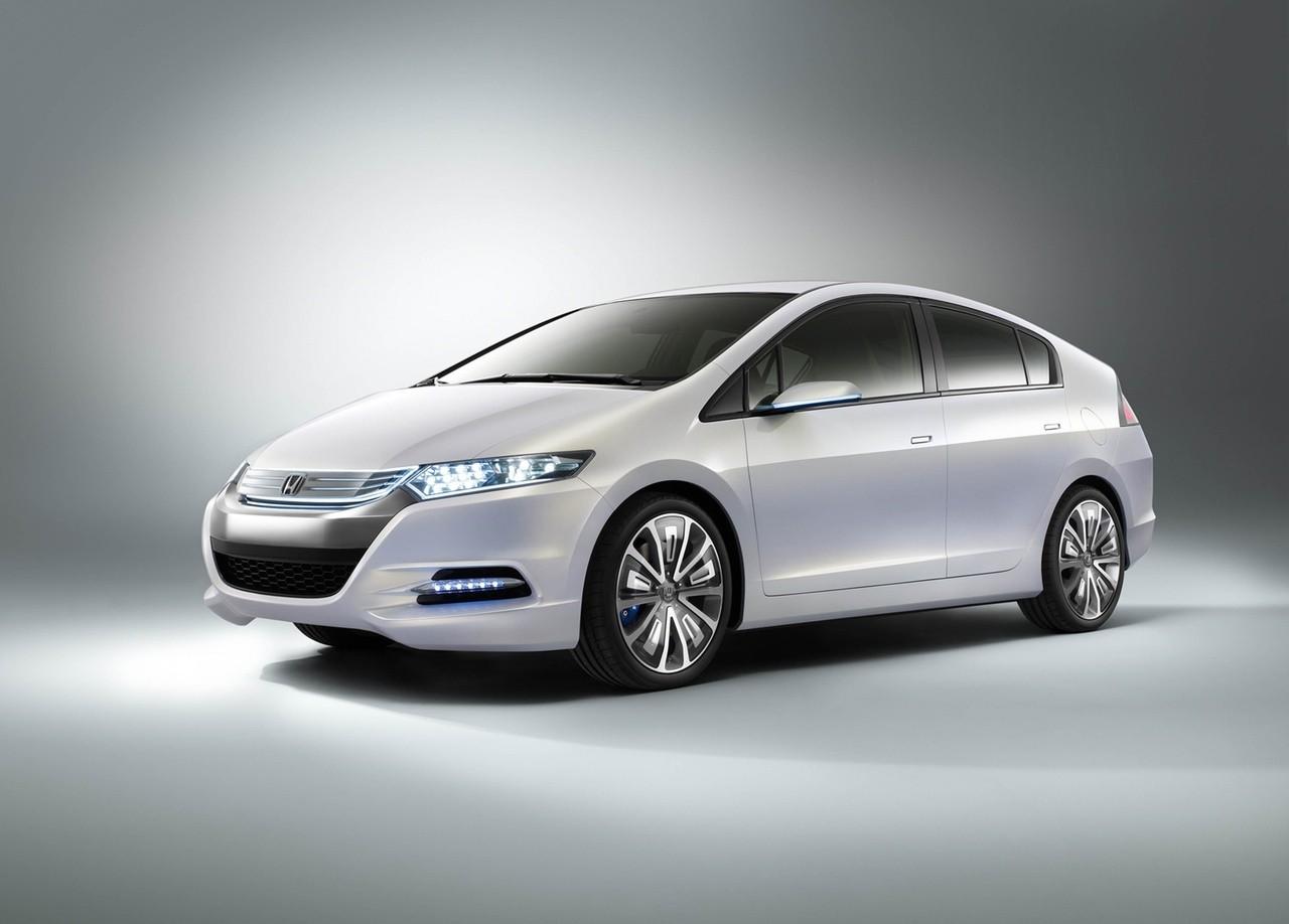 Honda Insight Hybrid